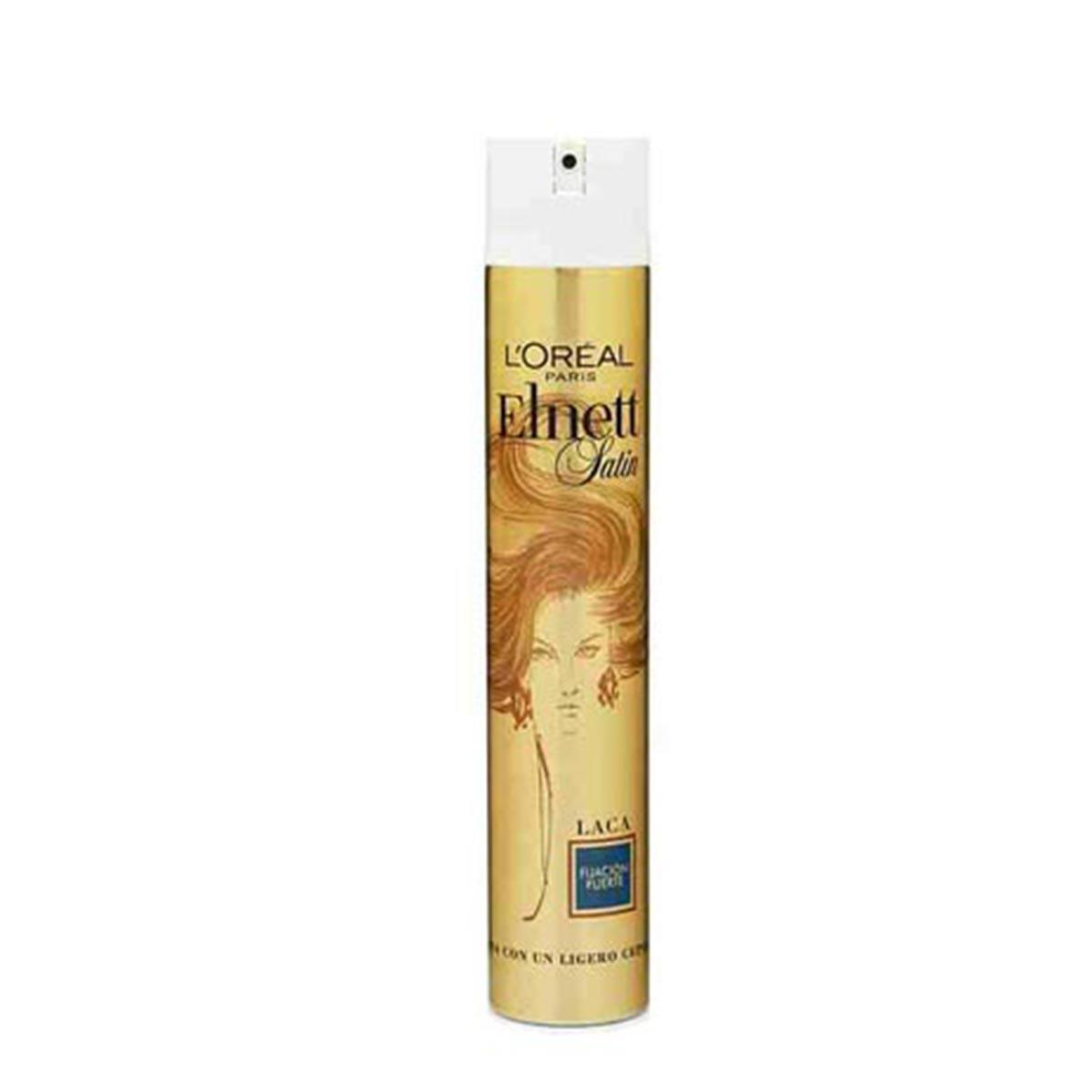 Consumo Elnett Hair Spray 400 ml Strong Elvive Shampoo 250 ml