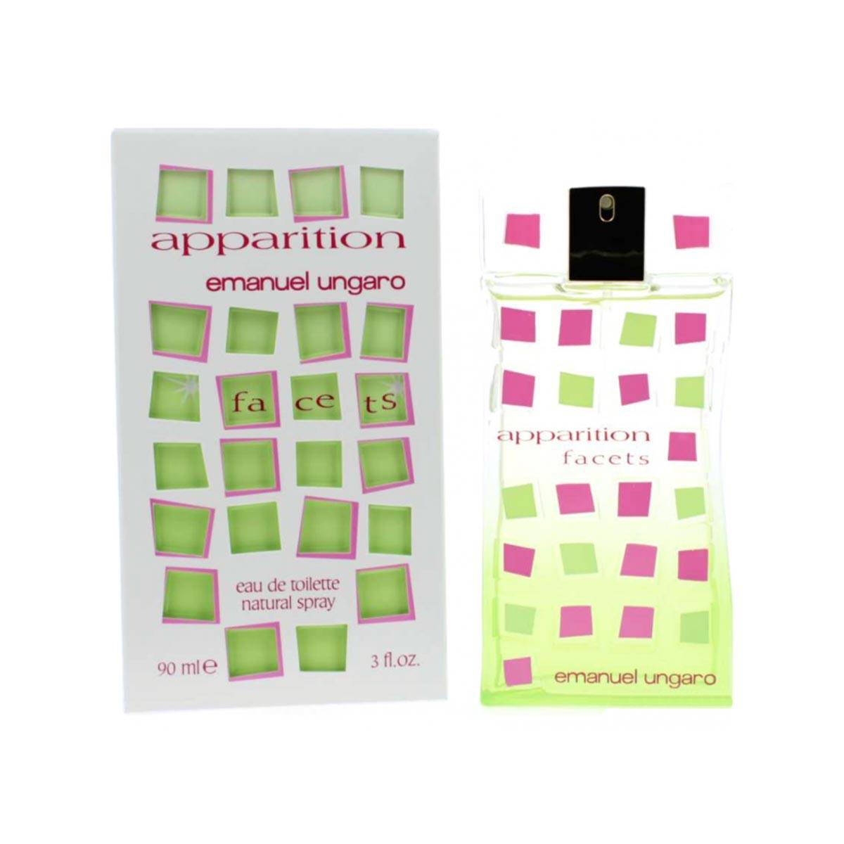 Emanuel ungaro fragrances Apparition Facets Eau De Toilette 90ml