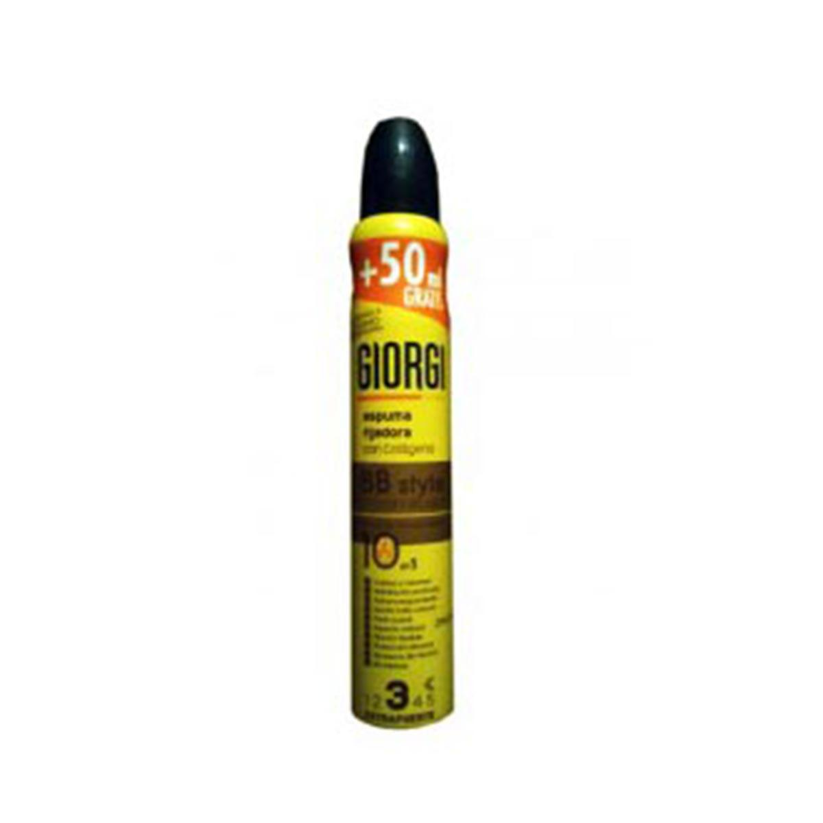 Consumo Giorgi Fixing Foam 250 ml