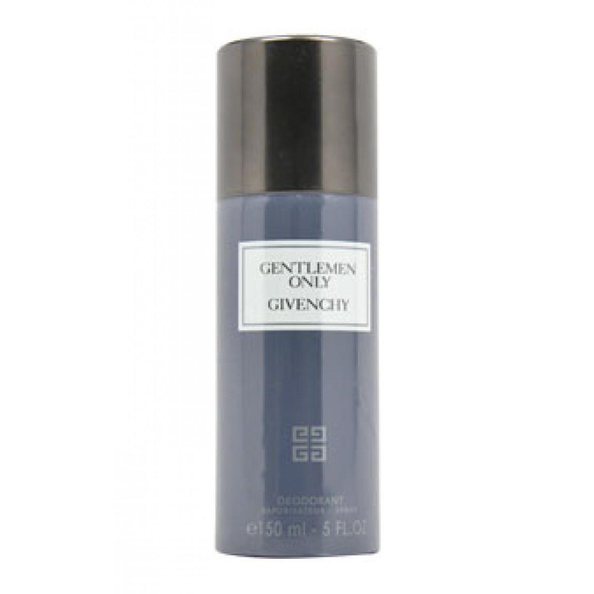 Givenchy fragrances Gentlemen Only Deodorant 150ml