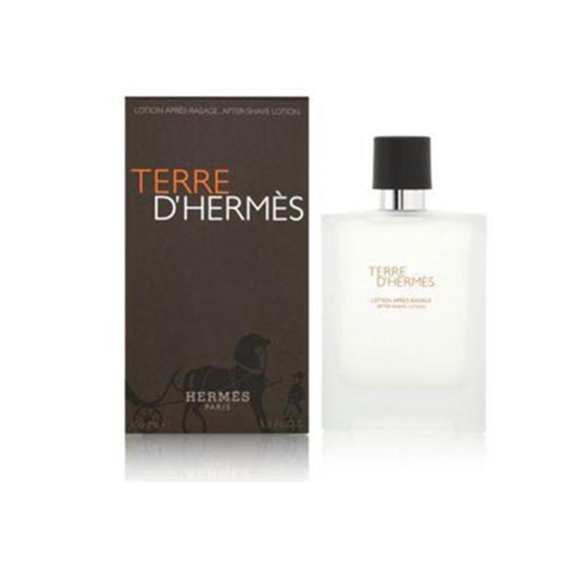 Hermes paris fragrances Terre D Aftershave Lotion 100ml