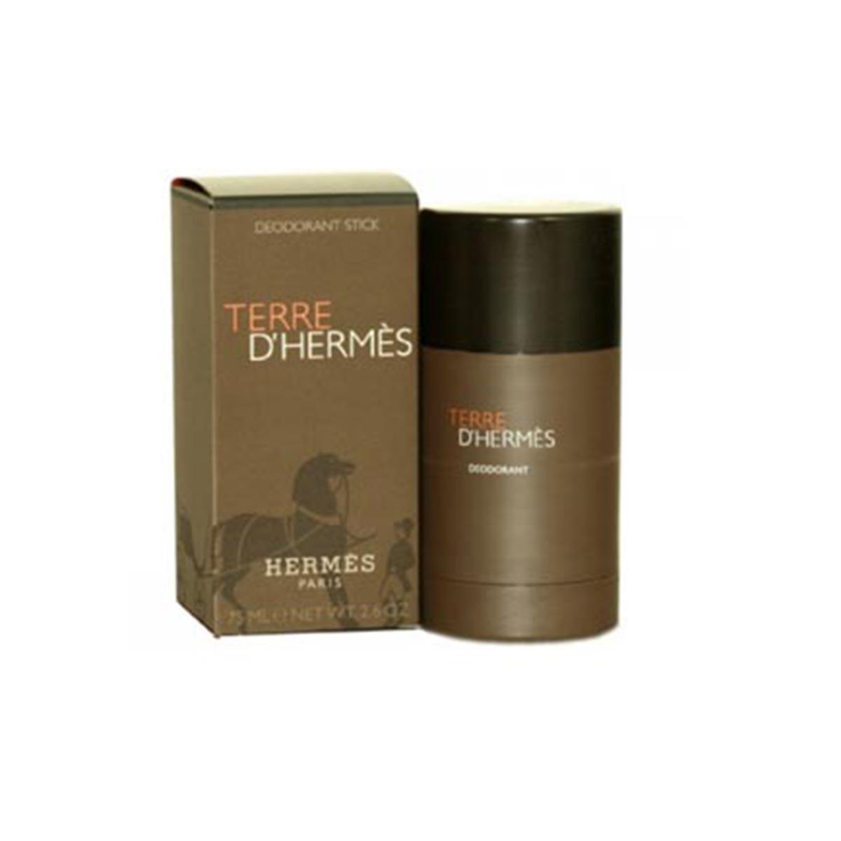 Hermes paris fragrances Terre D Deodorant Stick 75Gr