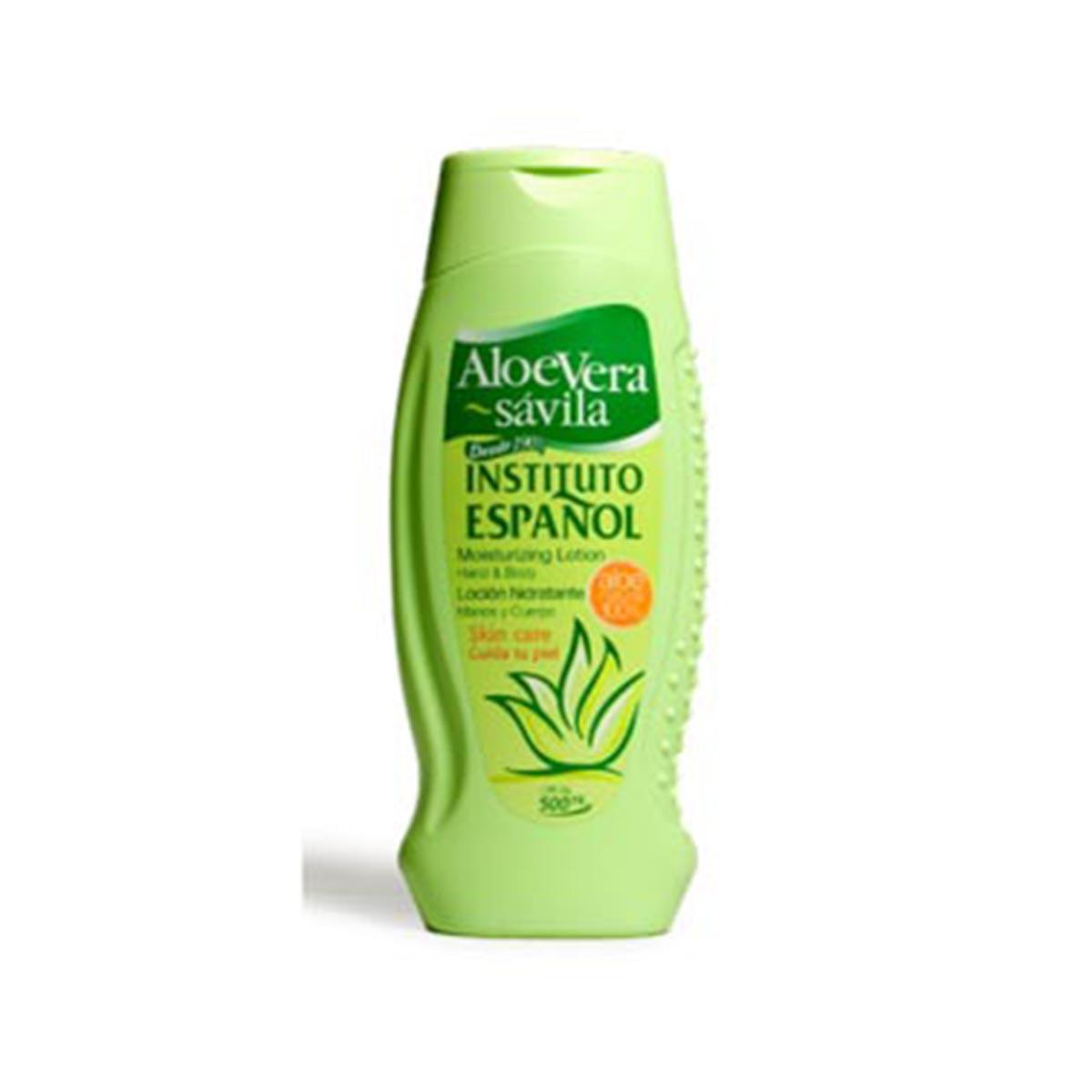 Consumo Instituto Español Aloe Vera Body 500 ml