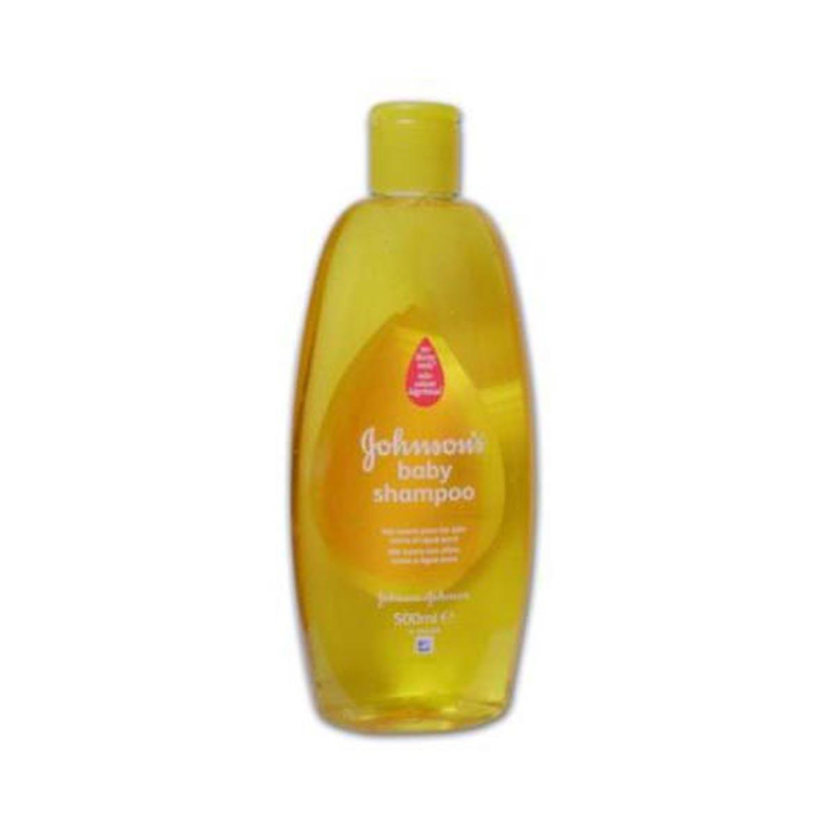 Johnson´s Baby Shampoo 500 ml I