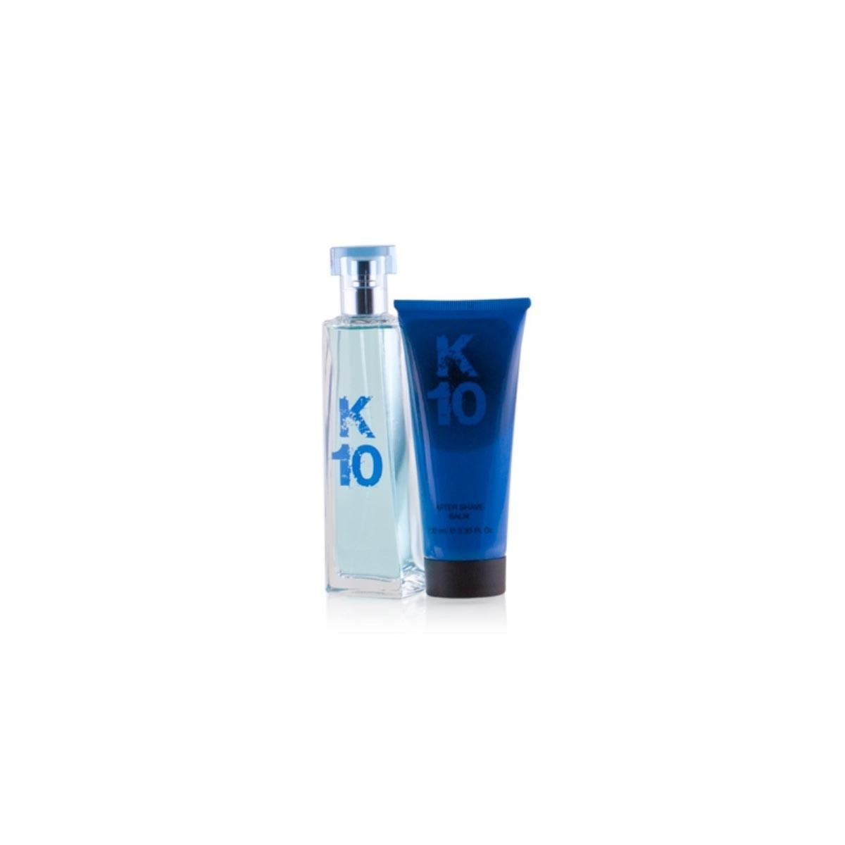 Consumo K10 Men Eau De Toilette 100 ml After Shave 100 ml