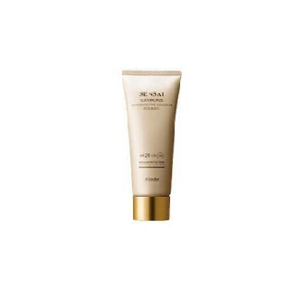 Kanebo Sensai Silky Bronze Sun Emulsion Spf20 150 ml