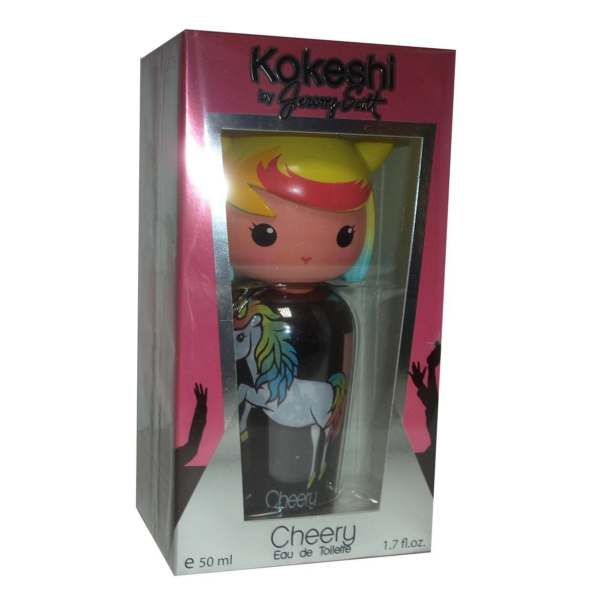 Consumo Kokeshi By Jeremy Scott Cherry Eau De Toilette 50 ml