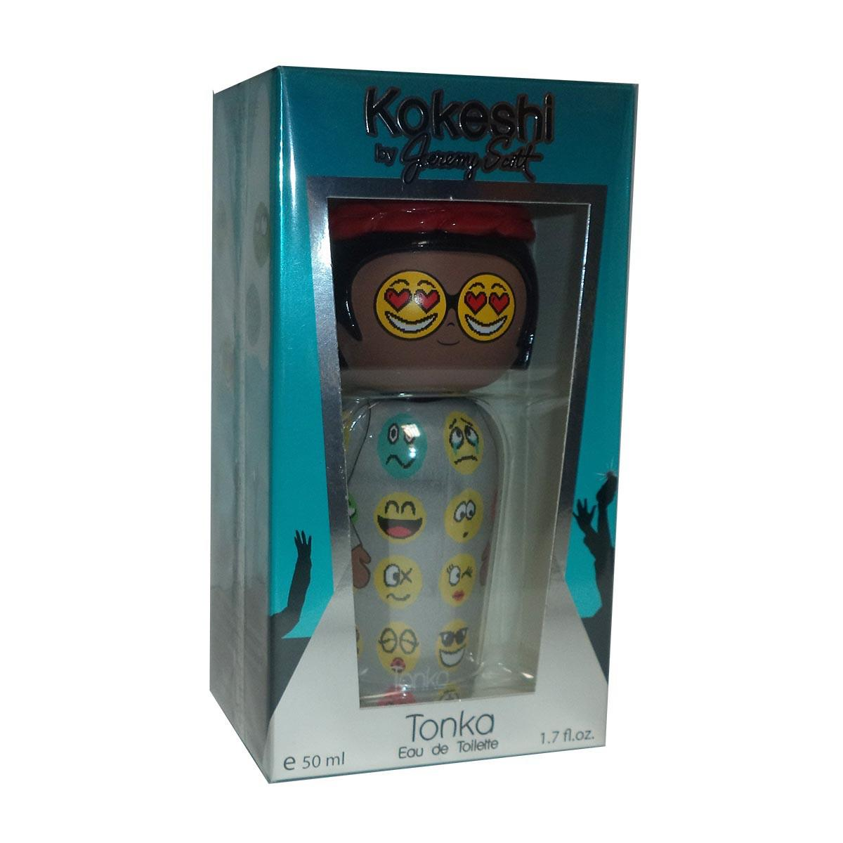 Consumo Kokeshi By Jeremy Scott Tonka Eau De Toilette 50 ml