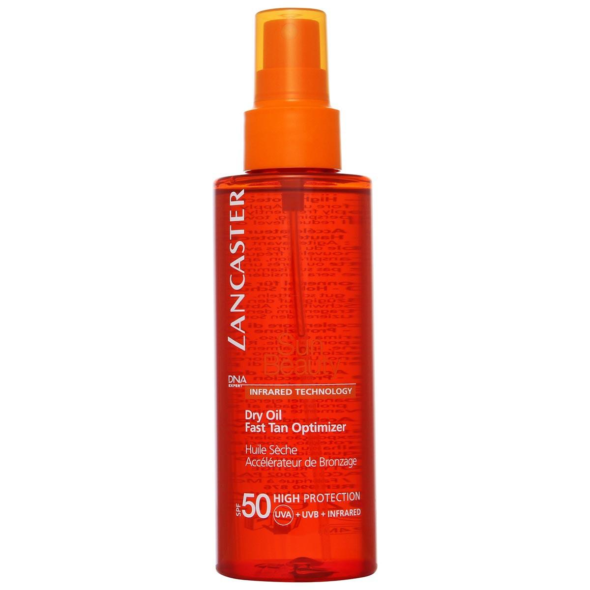 Lancaster fragrances Solar Sun Beauty Dry Oil Spf50 150ml