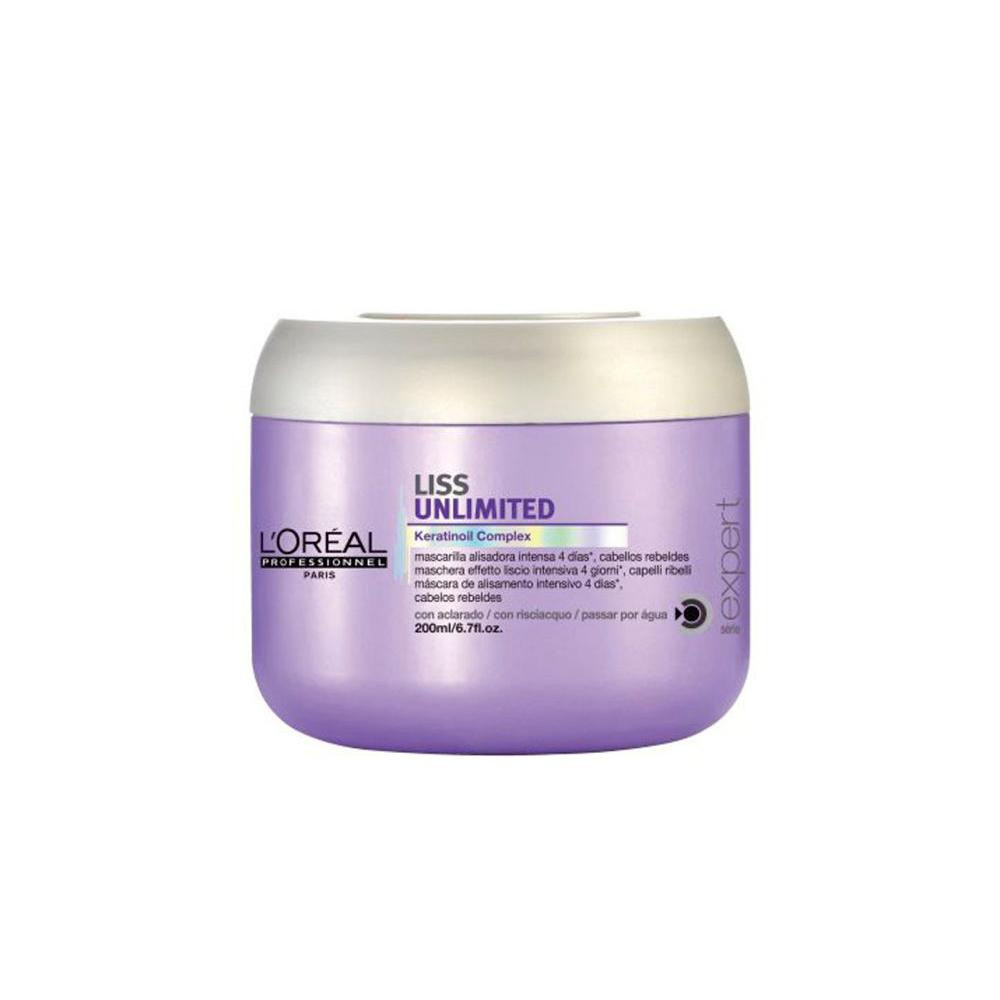 L´oreal Expert Liss Unlimited Mask 200 ml