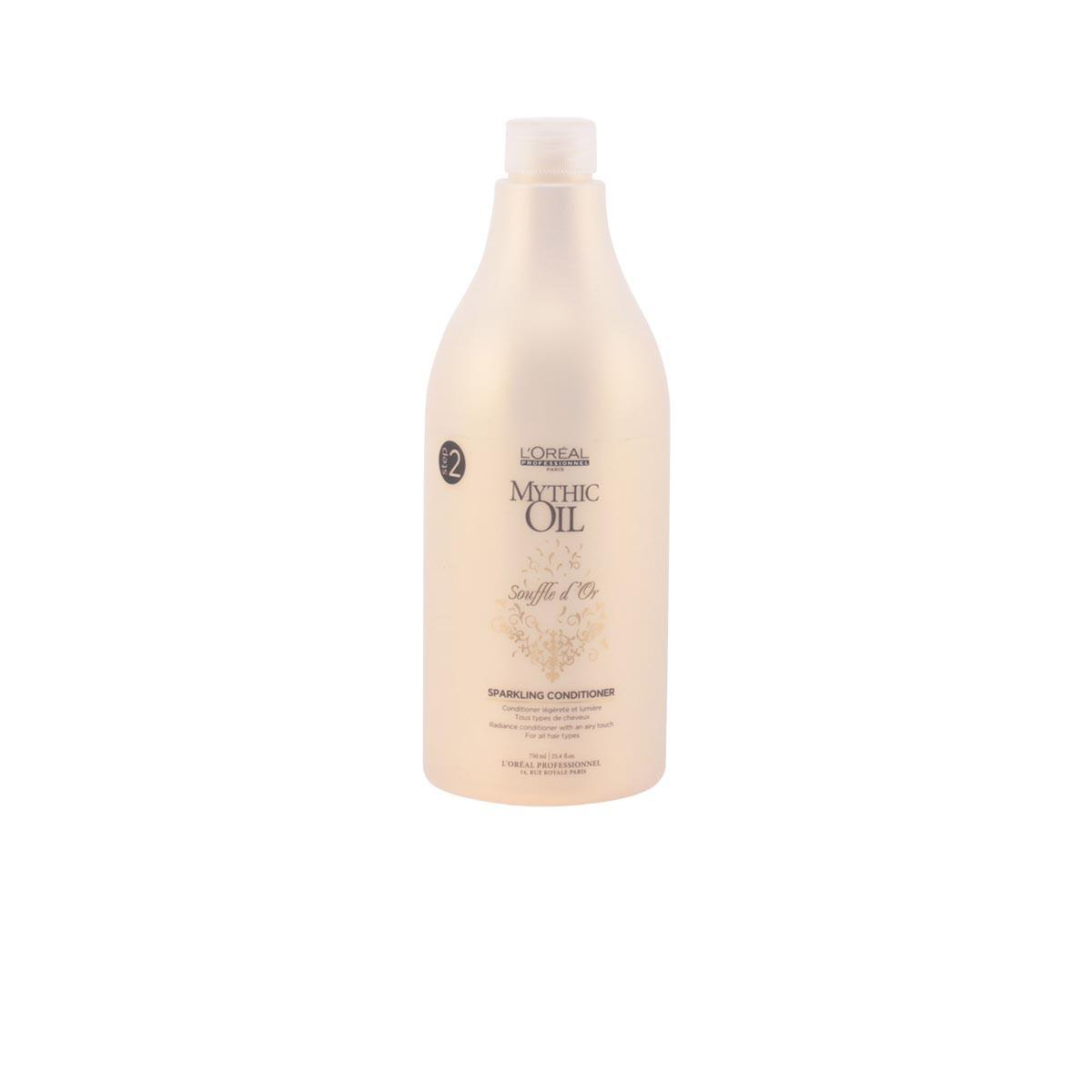L´oreal Expert Mythic Oil Sparkling Conditioner 750 ml
