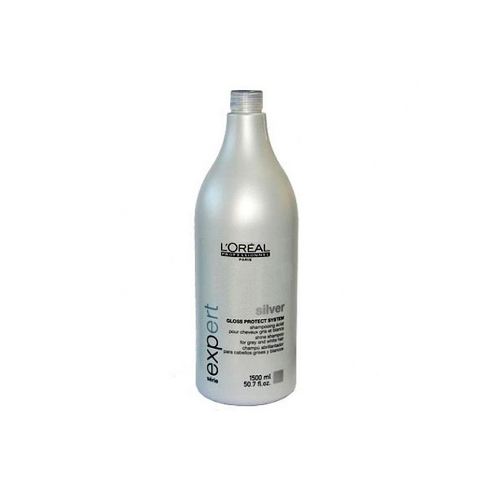 loreal silver shampoo 1500ml