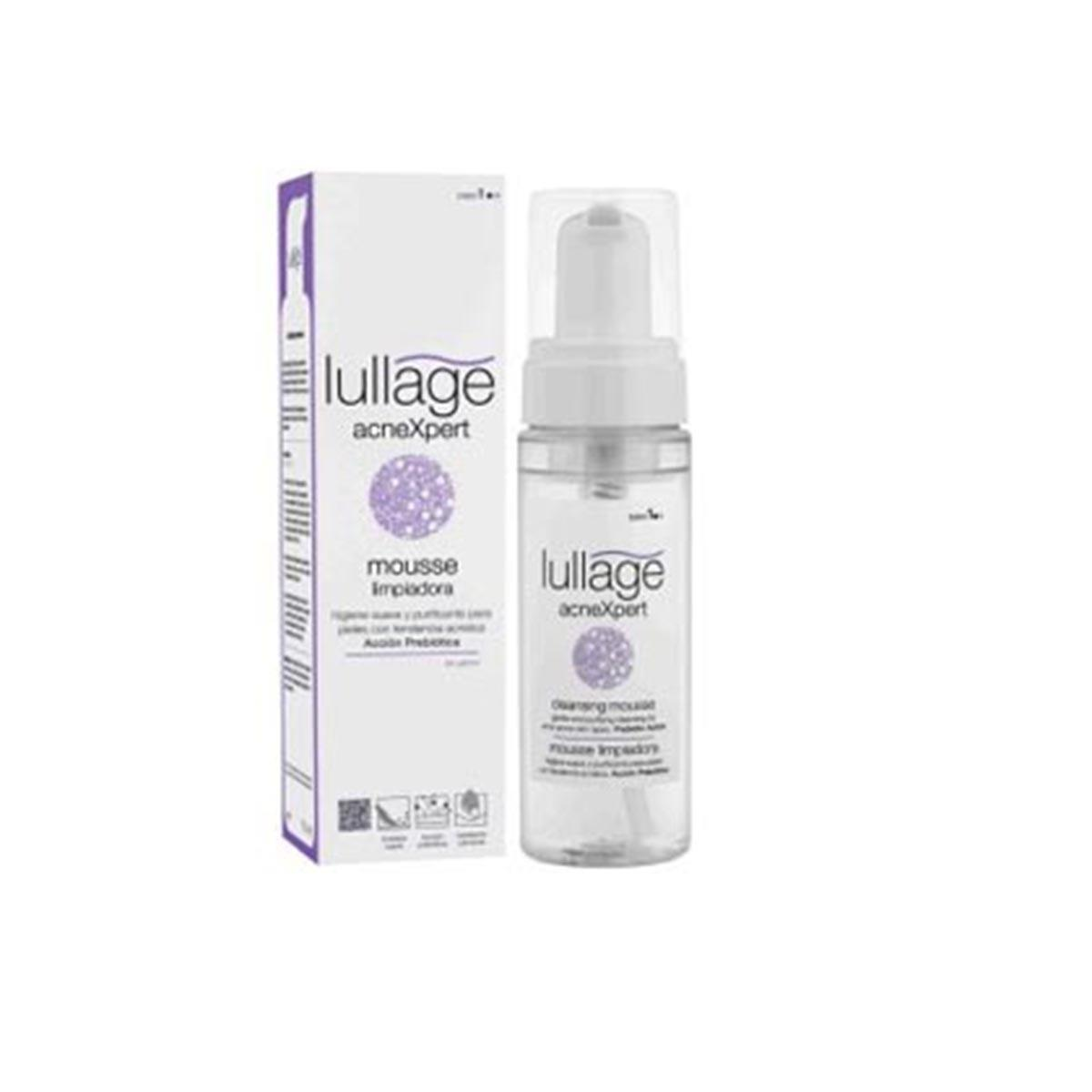 Consumo Lullage Acne Expert Mousse Cleaner 175 ml