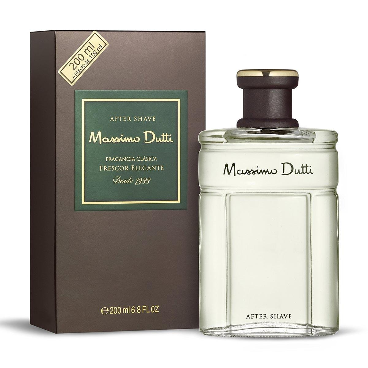 Consumo fragrances Massimo Dutti After Shave 200ml