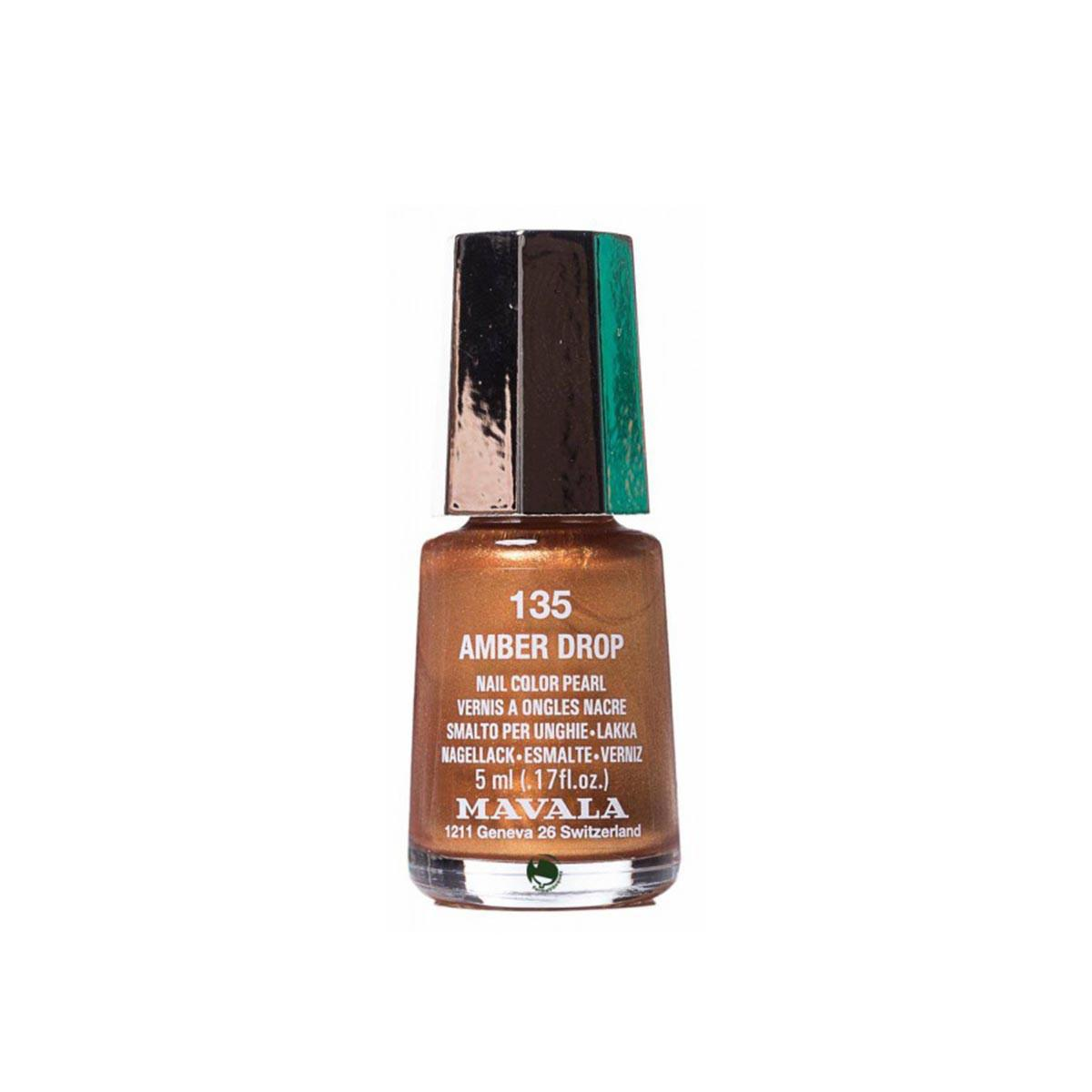 Mavala Color Nails 135 Amber Drop