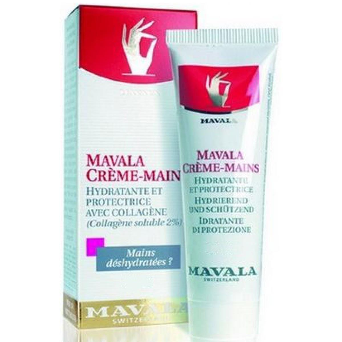 Mavala fragrances Hands Cream 120ml