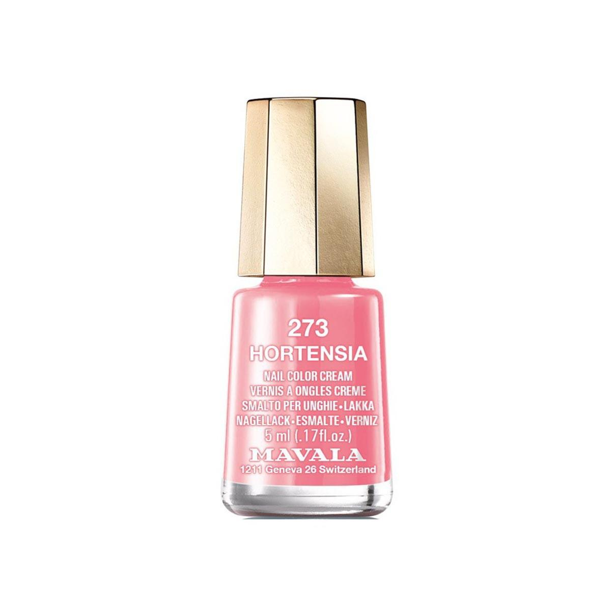 Mavala fragrances Nail Color Cream 273
