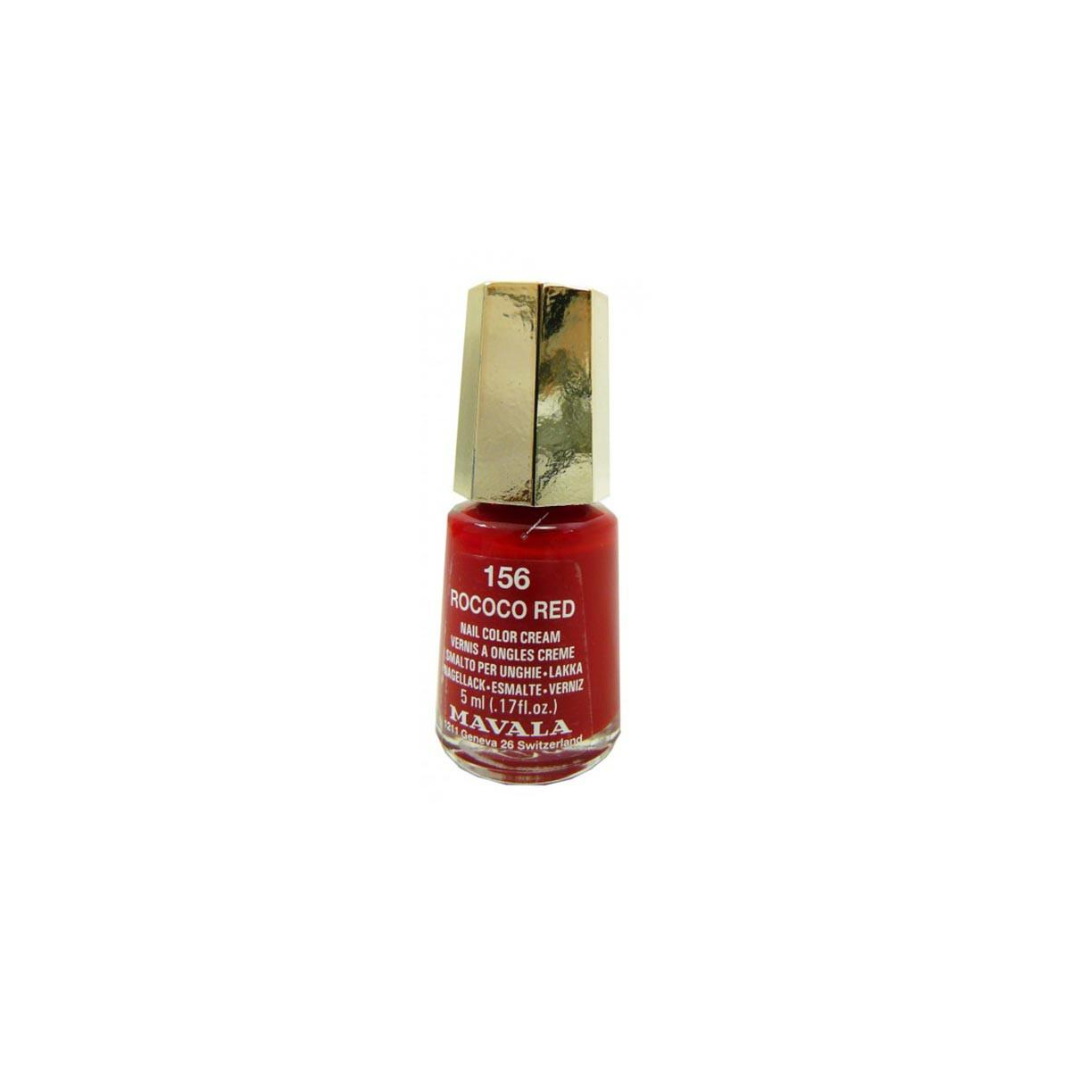 Mavala fragrances Nail Lacquer 156
