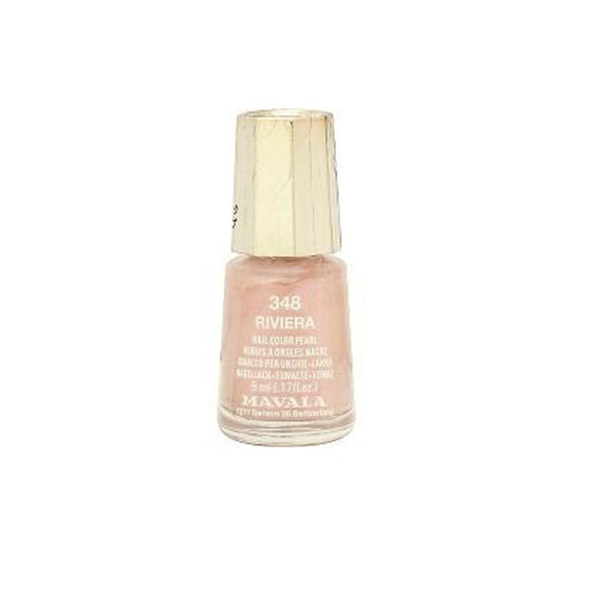 Mavala fragrances Nail Lacquer 348