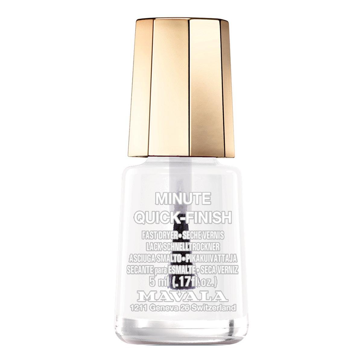 Mavala Nail Lacquer Minute Quick Finish