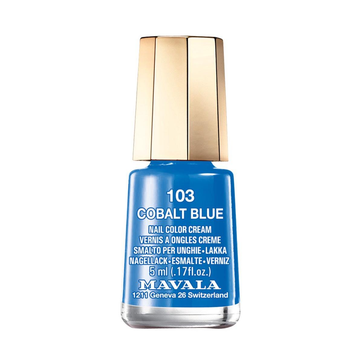 Mavala fragrances Nails 103