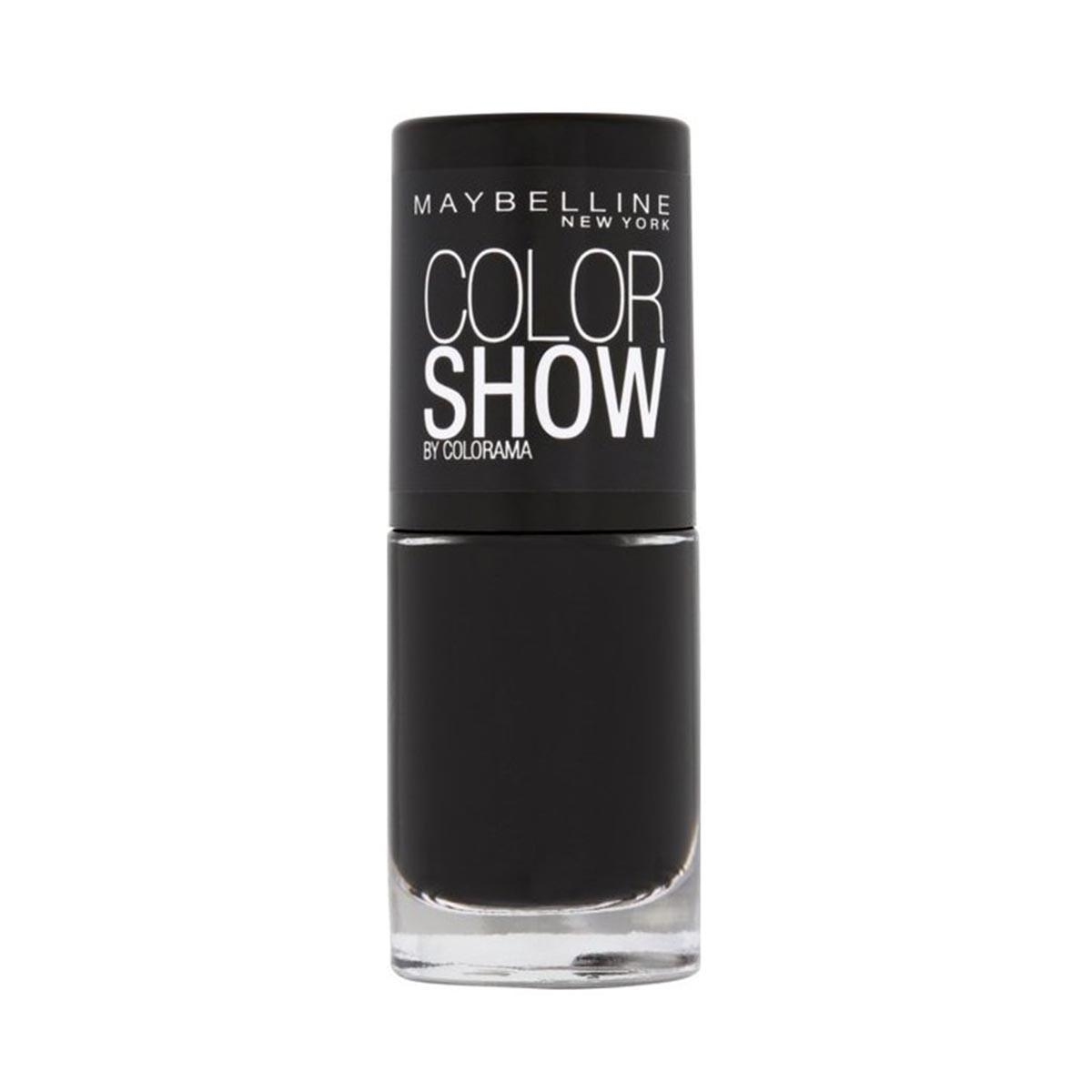 Maybelline fragrances Color Show 677 Blackout