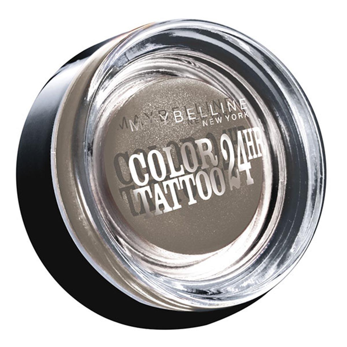 Maybelline fragrances Color Tattoo 24H 055 Inmortal Charcoal