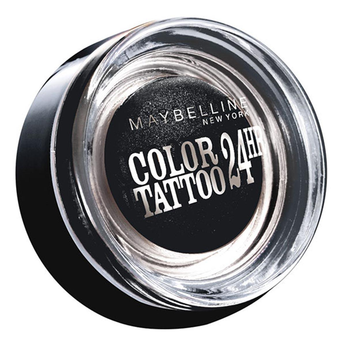 Maybelline fragrances Color Tattoo 24H 060 Timeless Black