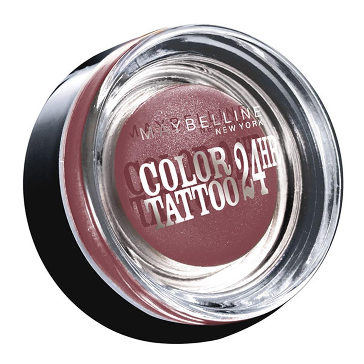 Maybelline fragrances Color Tattoo 24H 070 Metallic Pomegranate