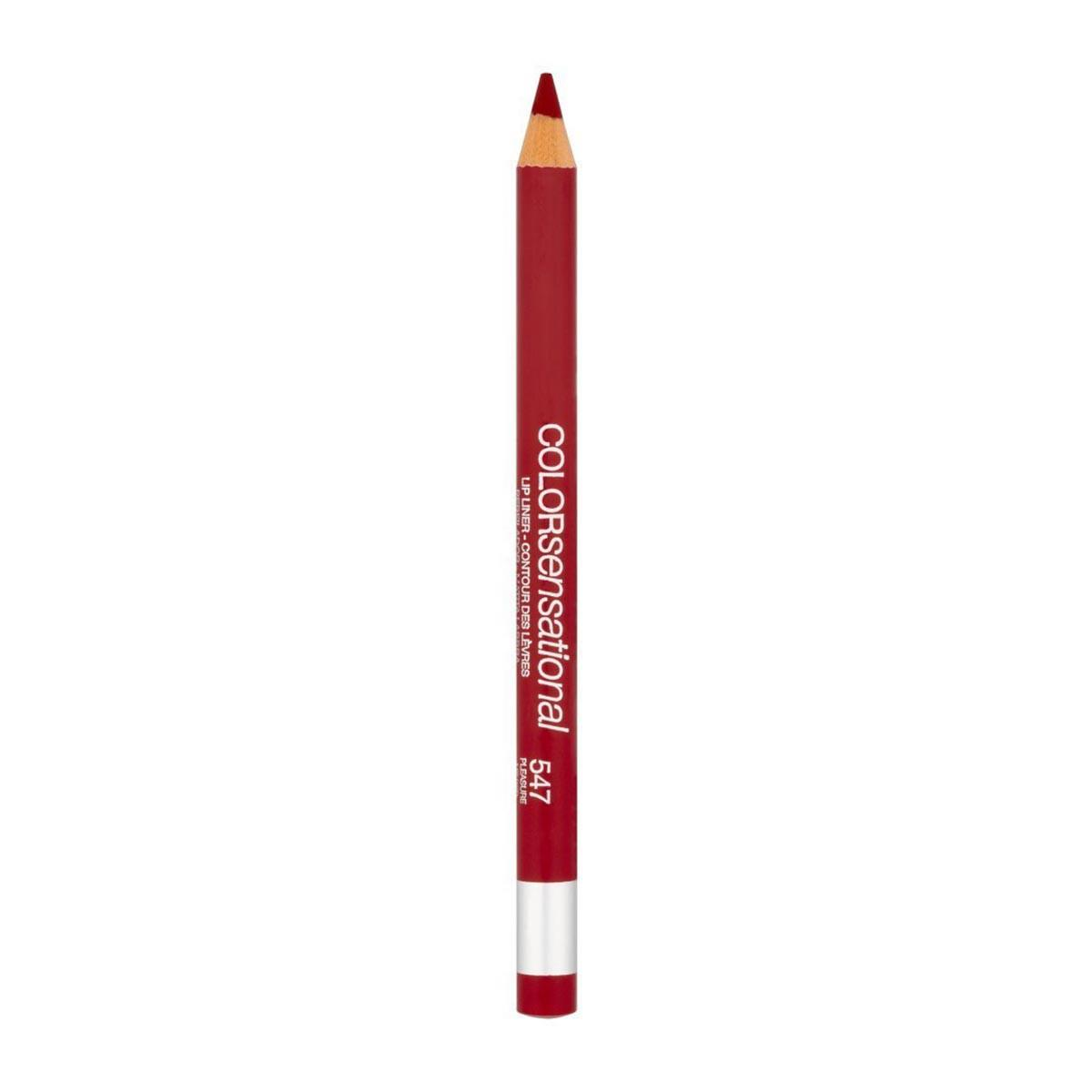 Maybelline fragrances Colorsensational Lip Liner 547