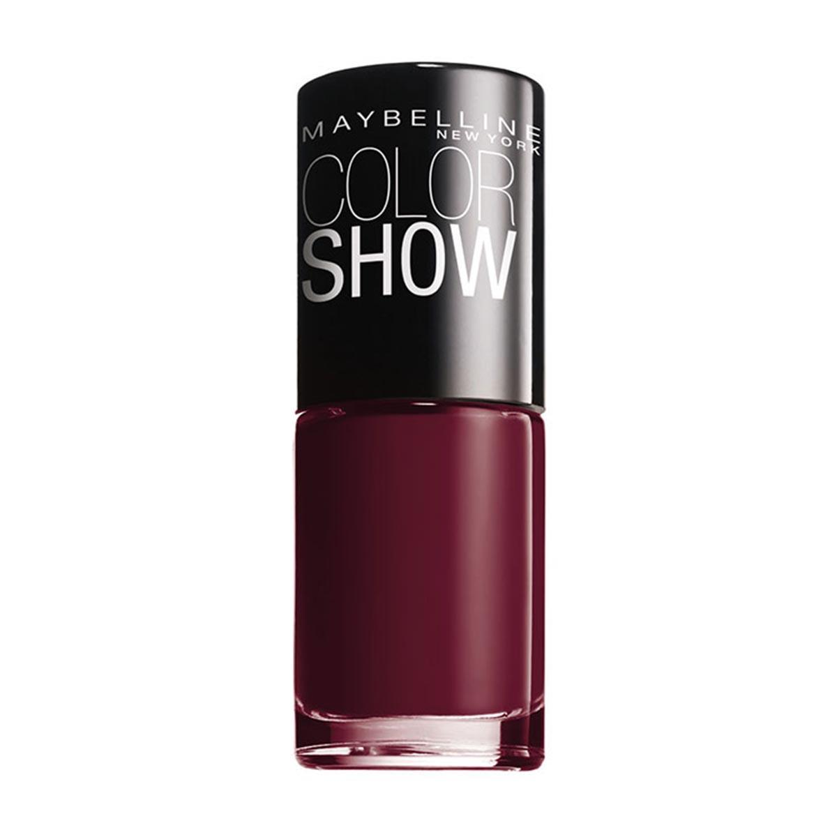 Maybelline fragrances Colorshow 352 Downtown Red
