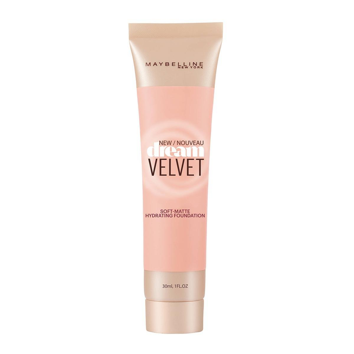Maybelline Dream Velvet Hydrating Foundation 30 Sand 30 ml