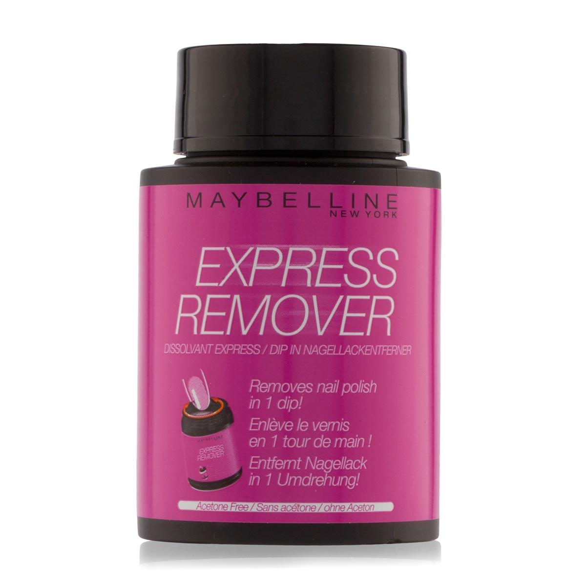 Maybelline Express Remover Nail 75 ml