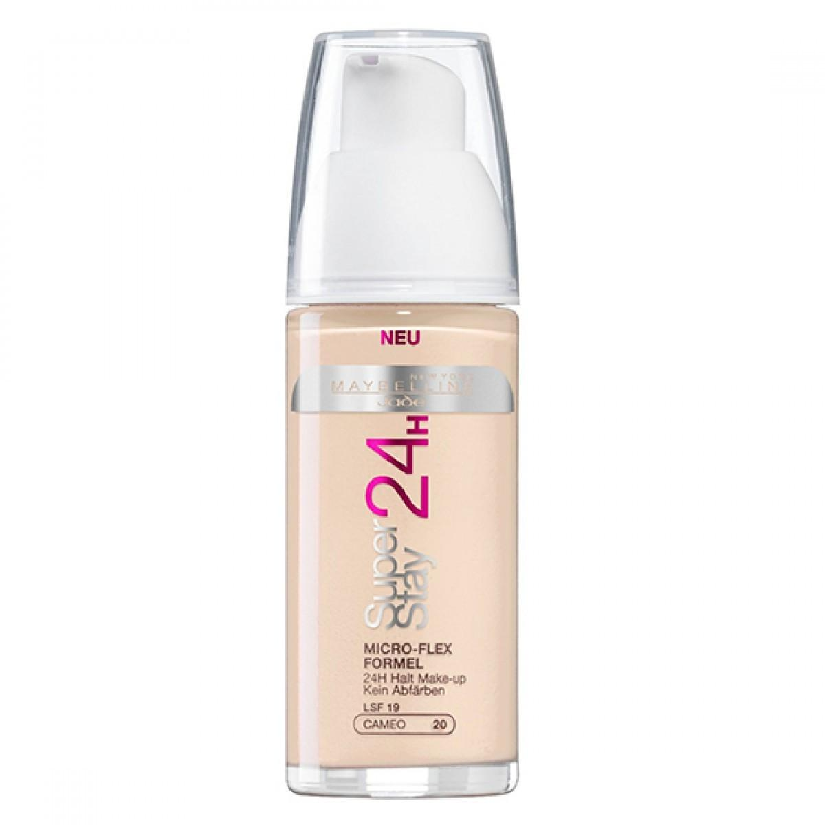 Maybelline fragrances Superstay 24H 020 Cameo