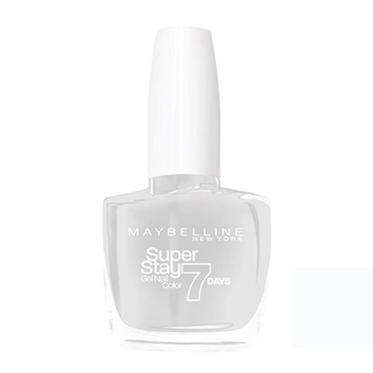 Maybelline Superstay Gel Nail Color 7 Days 025 Cristal Clear