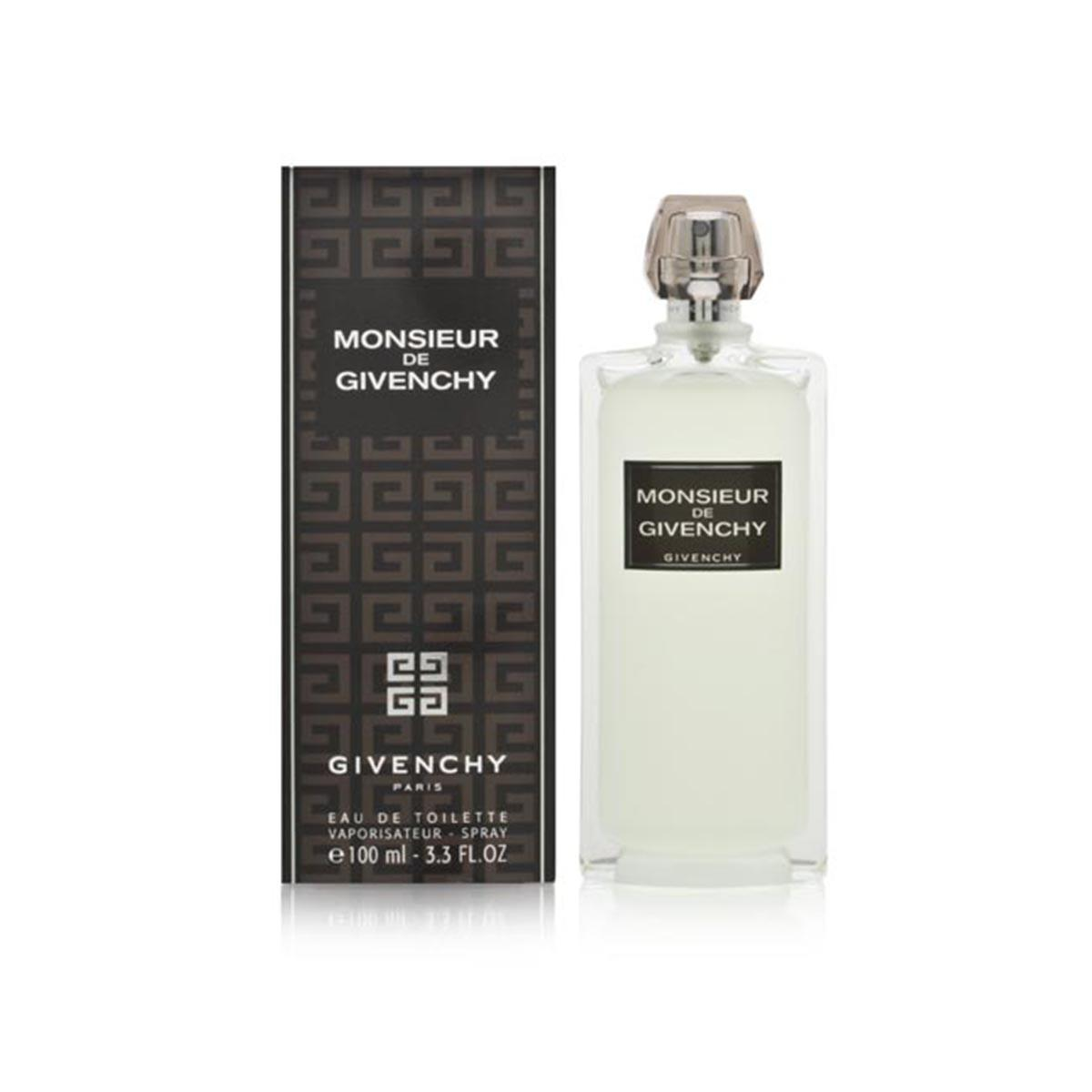 Givenchy fragrances Monsieur De Eau De Toilette 100ml