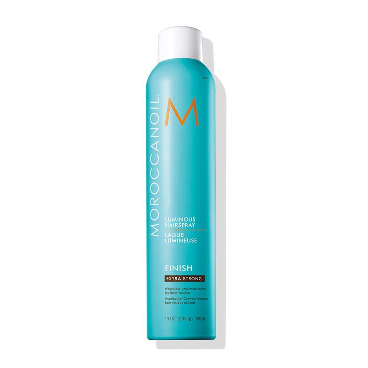 Moroccanoil Finish Extra Strong Luminous Hairspray 330 ml
