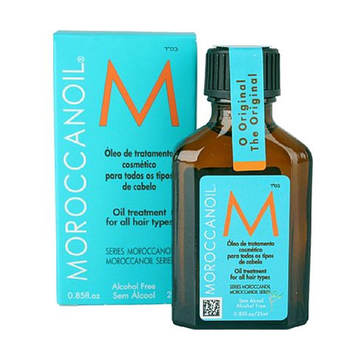 Moroccanoil fragrances Oil Treatment Every Type Of Hair Without Alcohol 25ml