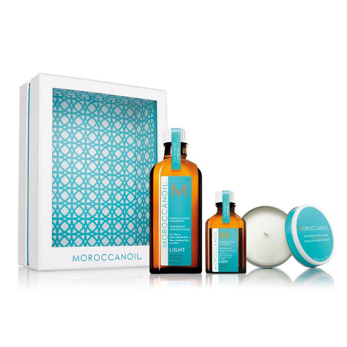 Moroccanoil fragrances Tratment Light 100ml Candle