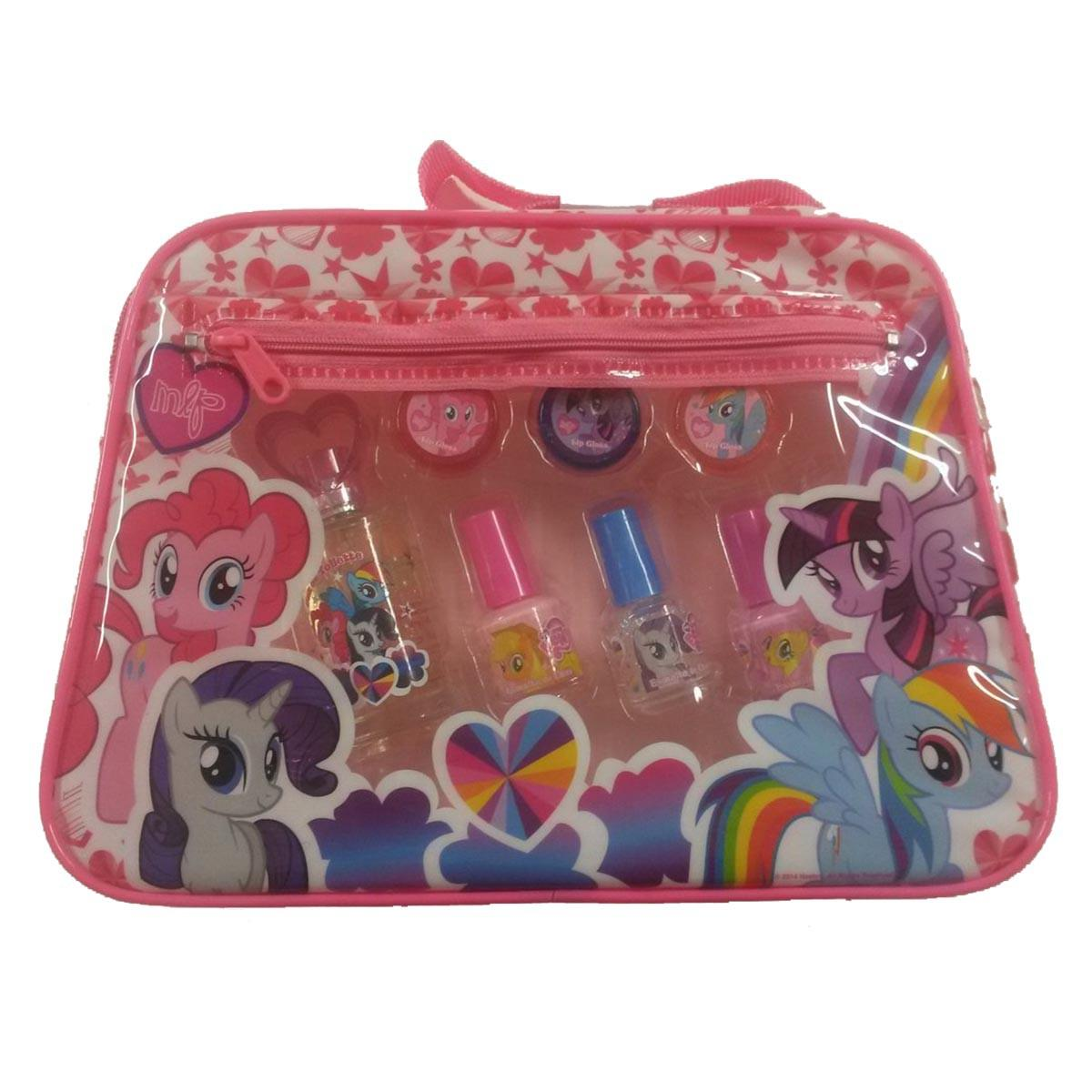 Consumo My Little Pony Eau De Toilette 25 ml Vapo 3 Nail Lacquer 3 Lip Gloss