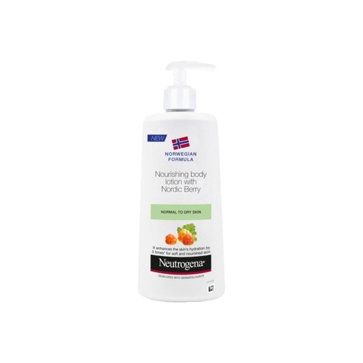 Neutrogena fragrances Nourishing Body Lotion 250ml