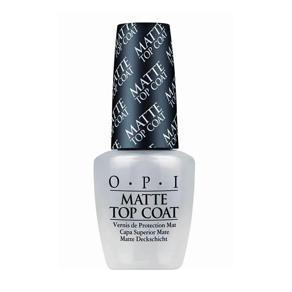 Opi fragrances Matte Top Coat 15ml