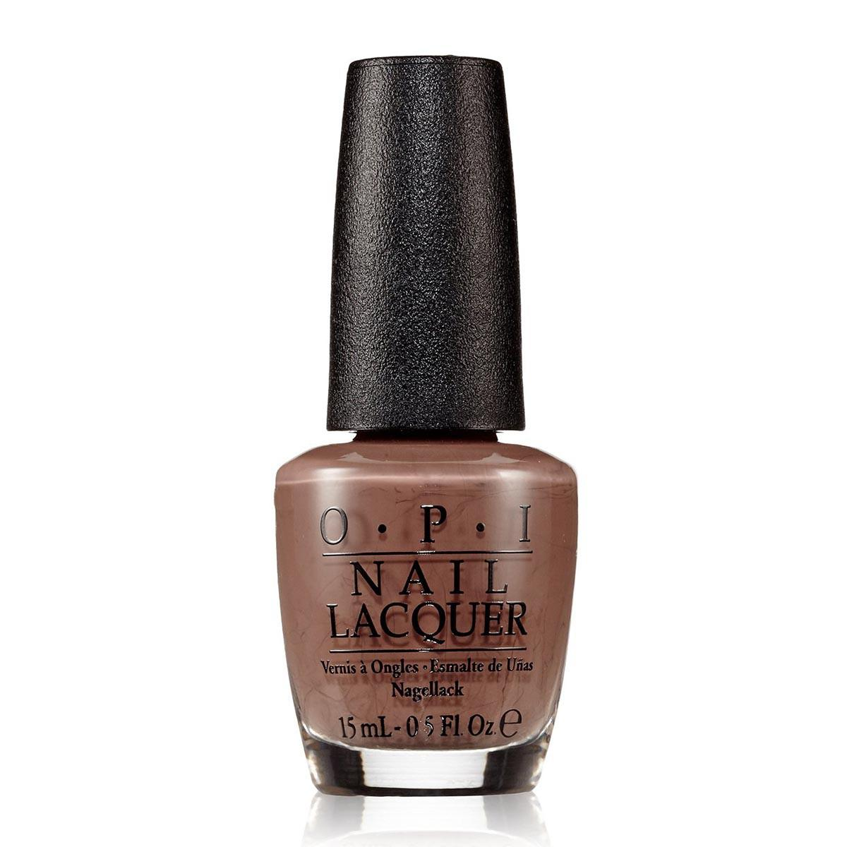 Opi Nail Lacquer Nlb85 Over The Taupe