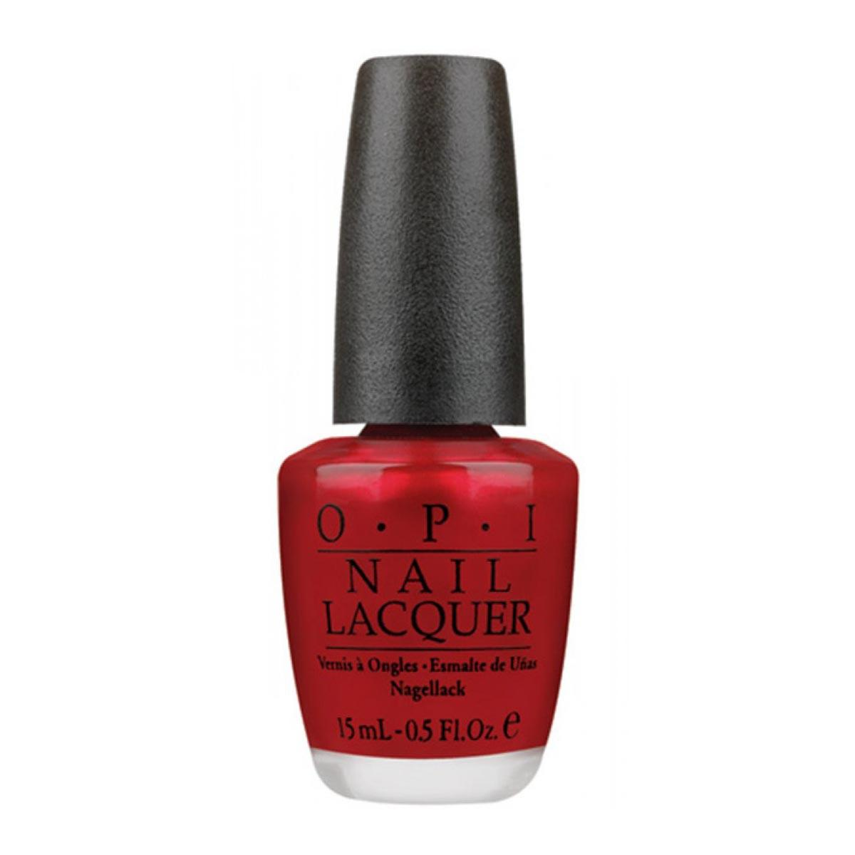 Opi fragrances Nail Lacquer Nlr53 An Affair In Red Square