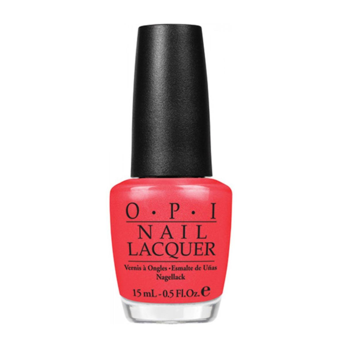 Opi Nail Lacquer Nlt30 I Eat Mainely Lobster