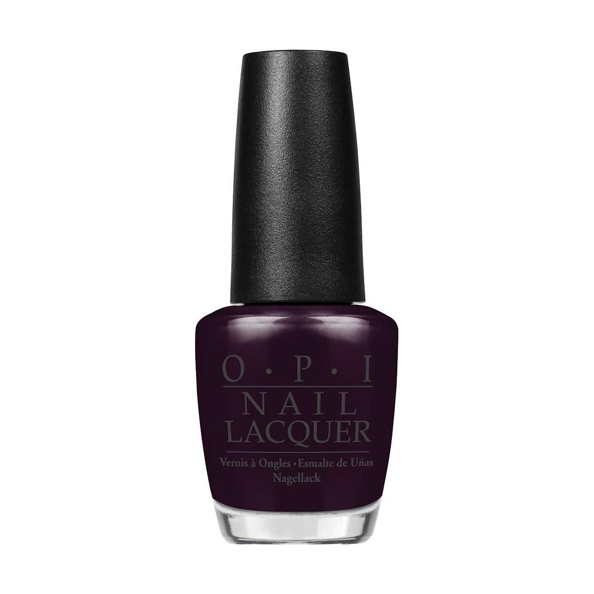 Opi Nail Lacquer Nlw42 Lincoln Park After Dark