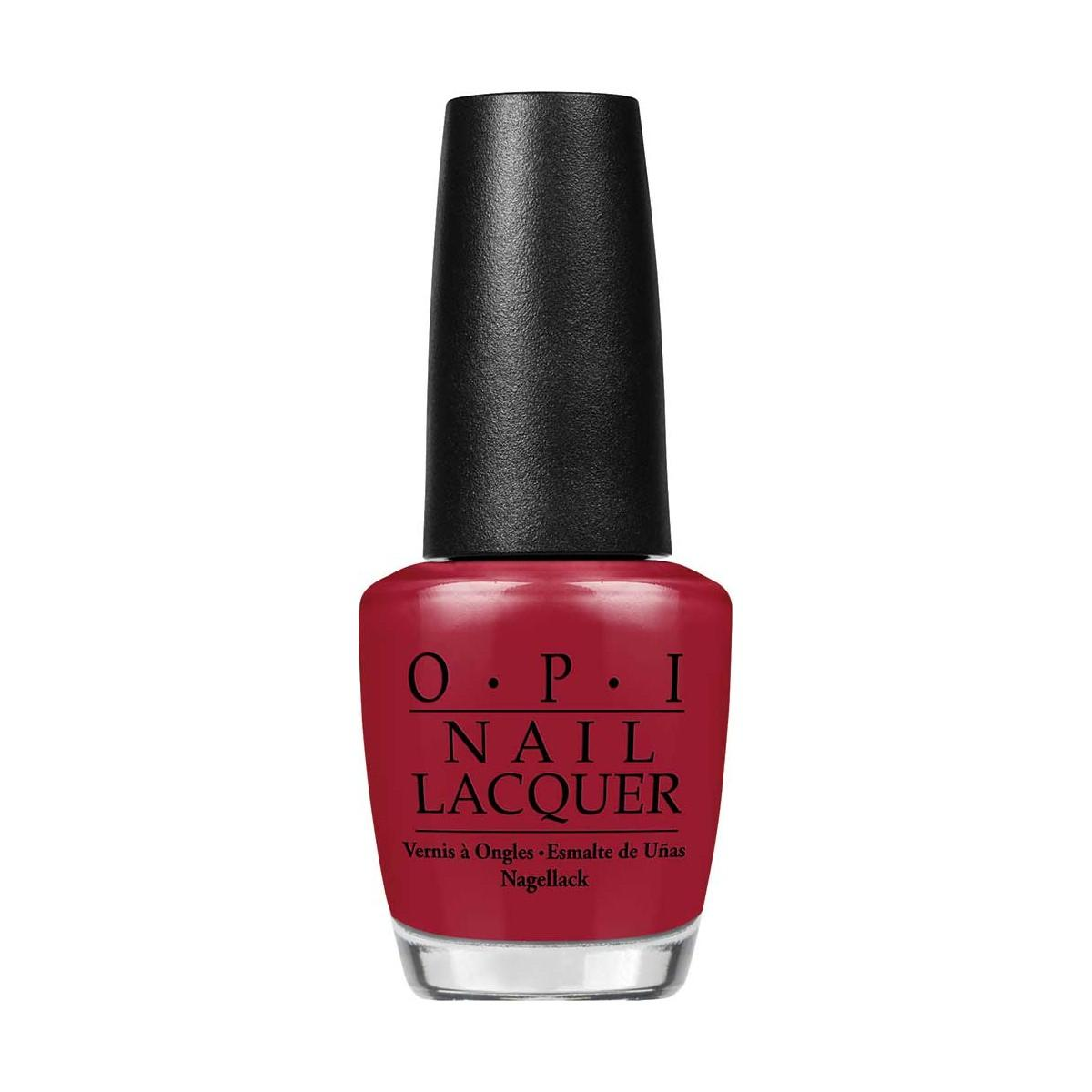 Opi fragrances Nail Lacquer Nlw52 Got The Blues For Red