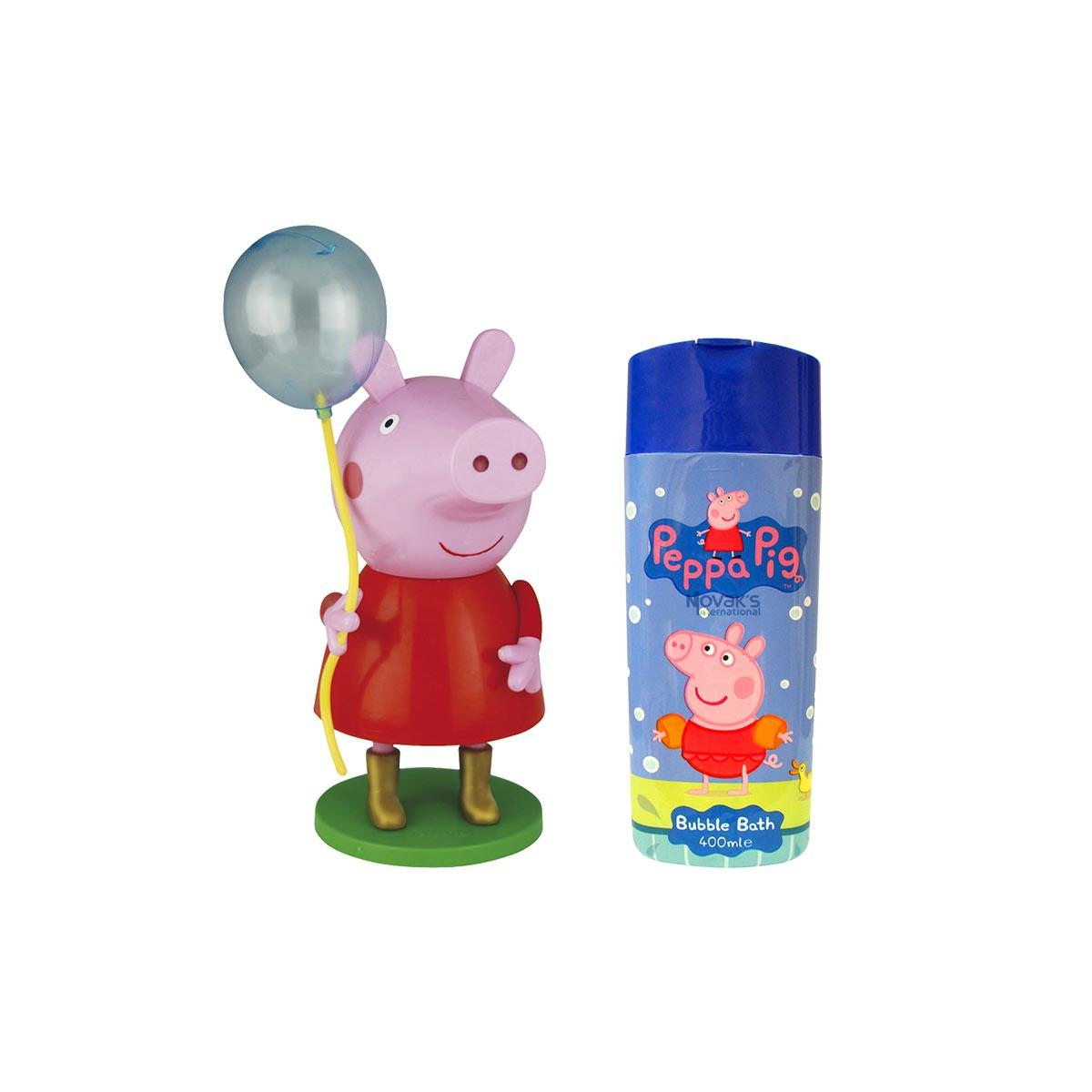 Consumo Peppa Pig Bath Shower Gel 400 ml Figure