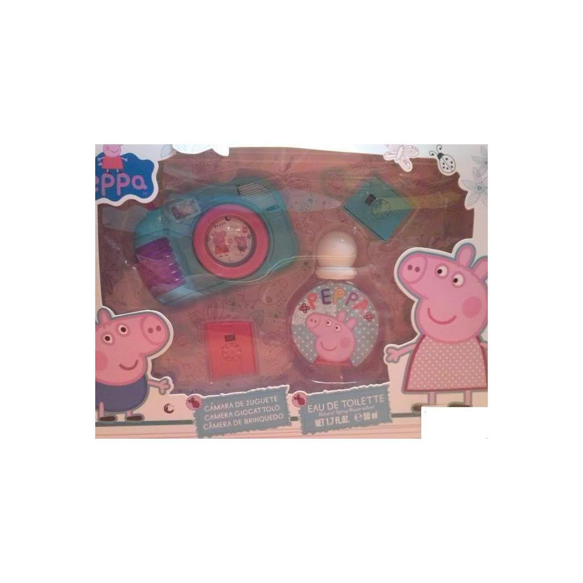Consumo Peppa Pig Eau De Toilette 50 ml Toy Camera