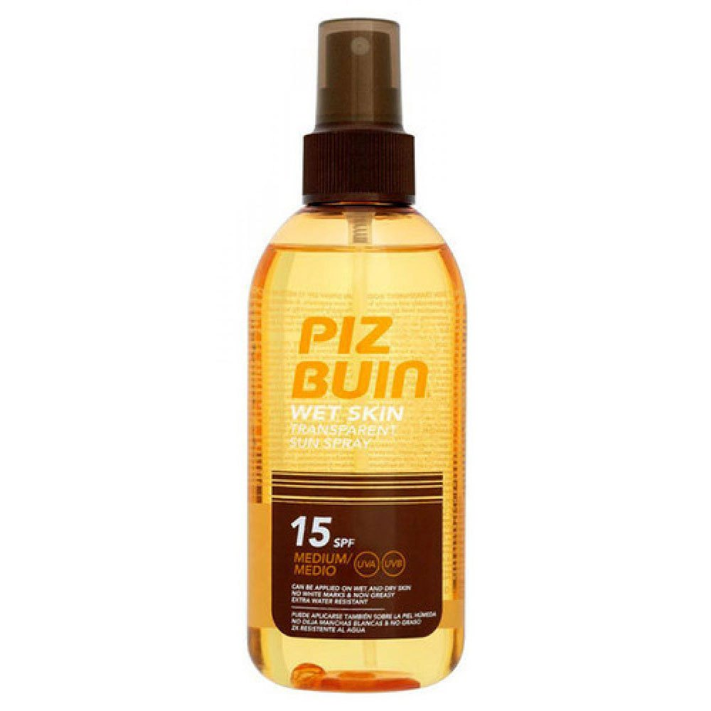 Piz buin fragrances Wet Skin Spf15 150ml